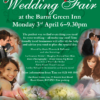 Image of Barnt Green Wedding Fair Poster